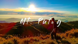 Mt.  Pulag - A Cinematic Travel Video