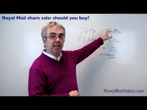 Royal Mail Share - Should You Buy? - MoneyWeek Videos