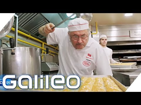 Der Baklava-König aus Istanbul | Galileo | ProSieben