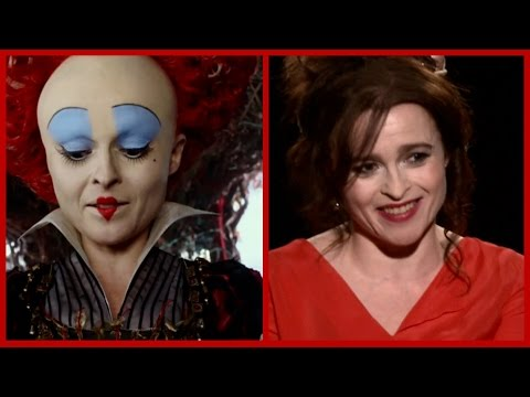 """- Johnny Depp and I have the same problem. I am crazy, but I get paid s**t loads."""" Helena B Carter"""