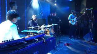 José James live at Sofia Live club pt.1