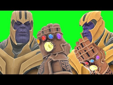 Can Thanos' INFINITY GAUNTLET Kill The INFINITY GAUNTLET From Avengers: Infinity War In Gmod?