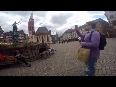 5-26 Day 40 – 프랑크프르트(Frankfurt) - 하이델베르그(Heidelberg) : Stage4 Slow TV(동영상)