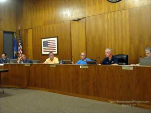 Zoning Board of Appeals- 9-7-16-  Bristol, CT