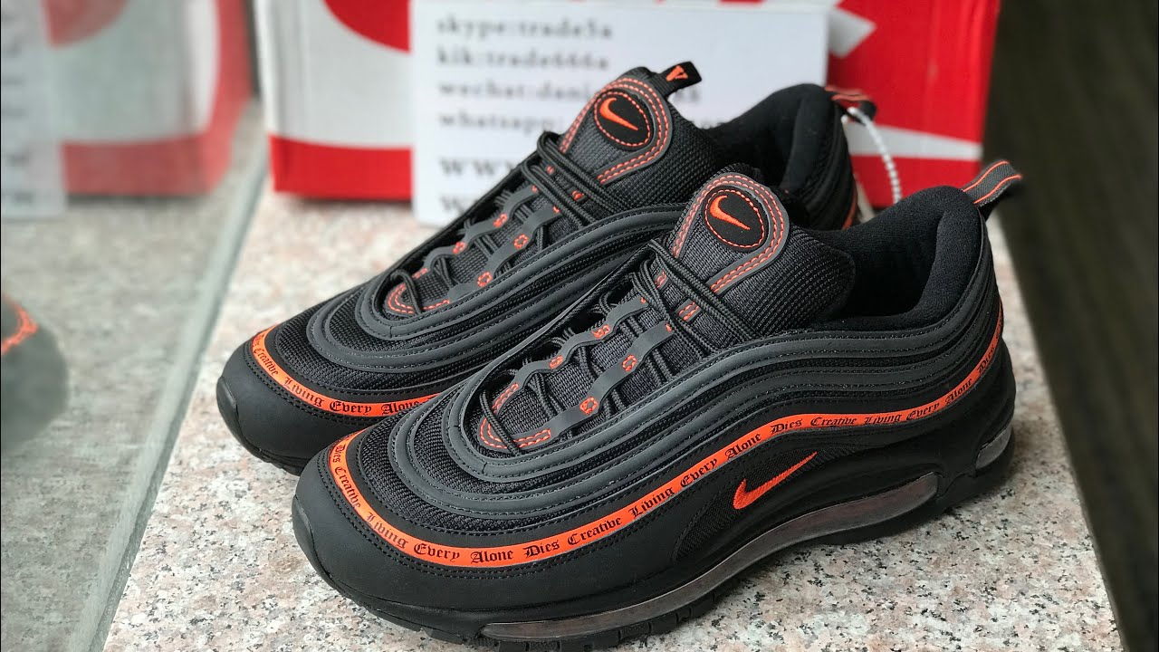 ff8b260172 Vlone X Nike Air Max 97 Iphone Review - YouTube