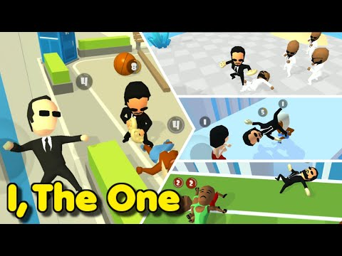 I, The One – Action Fighting Game: Last Skin - John Wick | Gameplay #7 (Android Game) |