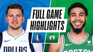 GAME RECAP: Mavericks 113, Celtics 108
