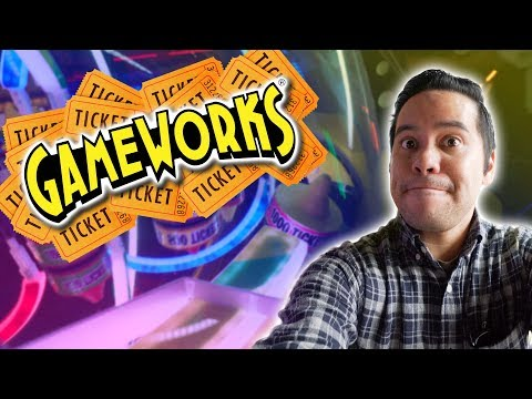 So many jackpots! Big ticket wins at Gameworks arcade in Las Vegas