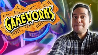 So many jackpots! Big ticket game wins at Gameworks arcade in Las Vegas