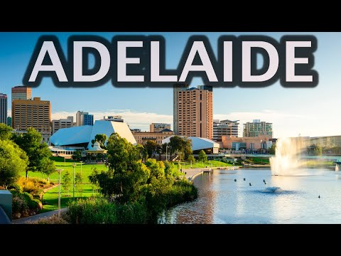 Adelaide, Australia Travel Tour 4K 2020