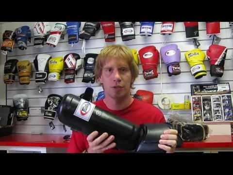 Buying Shinguards For Muay Thai And MMA With FightstorePro.com