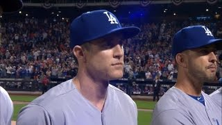 Stadium Full of Mets Fans Boo L.A. Dodger Star Chase Utley