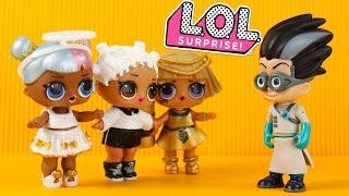 Куклы ЛОЛ Конкурс КРАСОТЫ от Шоу Бейби #ЛОЛ Сюрпризы Игрушки для детей LOL Surprise