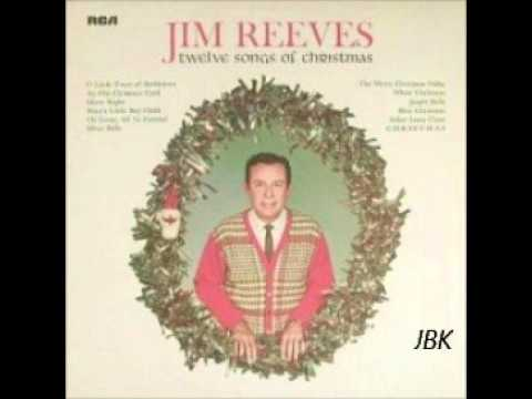 Jim Reeves -  Mary's Little Boy Child