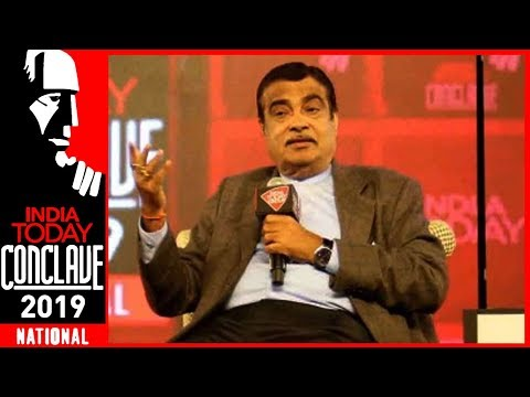 Congress Leaders Are Not Our Enemies, Says Nitin Gadkari At India Today Conclave 2019