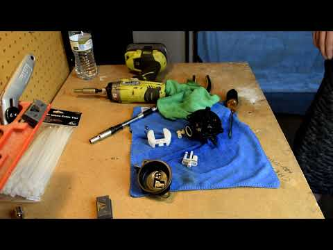 Cleaning the carburetor on a MTD push mower