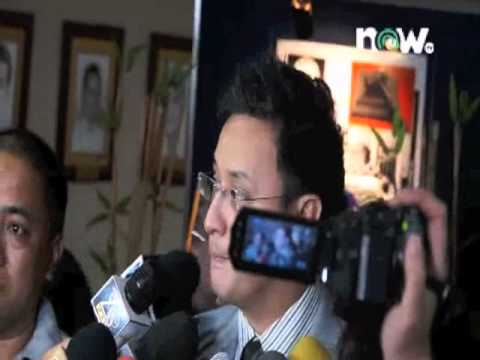 Ambush Interview with House Spokesperson Atty. Miro Quimbo 02-02-12