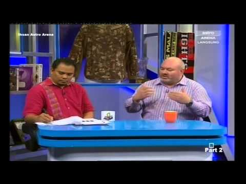 Kafe Sukan 071215 - High Performance Sports in Malaysia - Part 2
