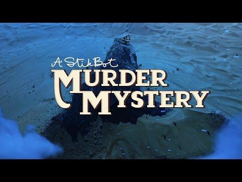 A Stikbot Murder Mystery 🔎