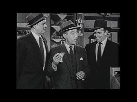 'CODE 3' LASD Television Series, Historic, 19561957, B&W