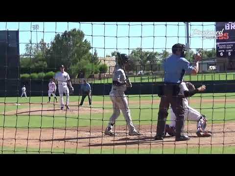 Hobie Harris, Right Handed Pitcher, Glendale Desert Dogs, Arizona Fall League, 2018