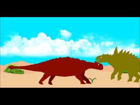PPBA Ankylosaurus vs Edmontonia (Thanksgiving Special)