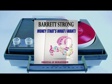 Barrett Strong - Money (Thats What I Want) (Original LP Remastered) (Full Album)