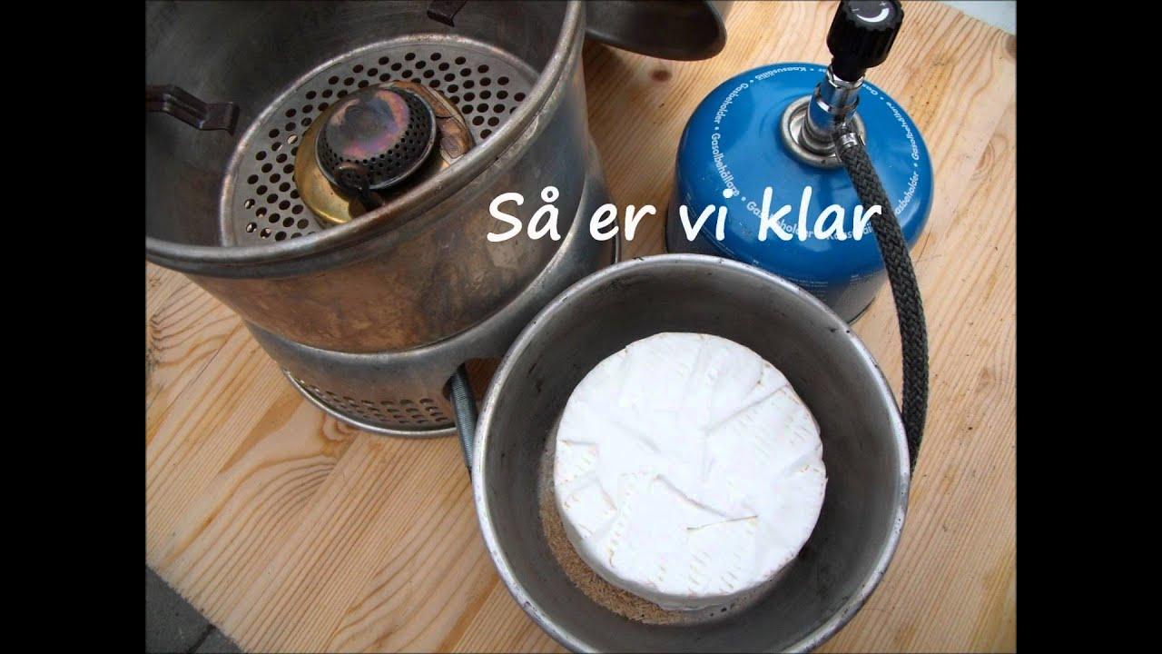 Tidssvarende TRANGIA SOM RØGEOVN - YouTube LL-37