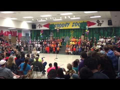 Lelans Acton Elementary Kindergarten music program