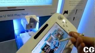 Первый Русский Обзор Wii U [RUS] [HD]