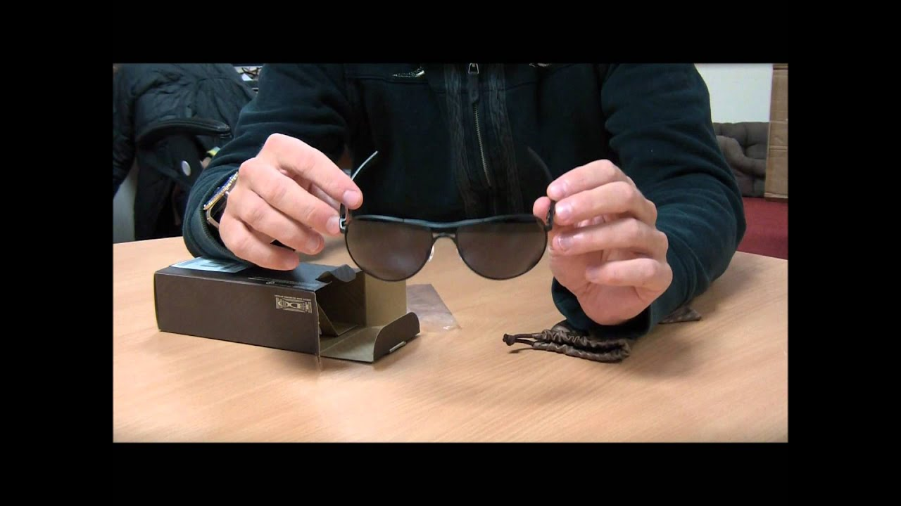 9466d41c16 Oakley Plaintiff Sunglasses OO4057-01 - YouTube