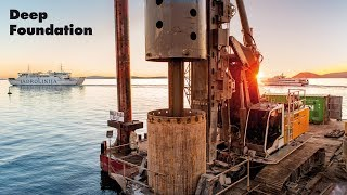 Liebherr – Experience the world of deep foundation
