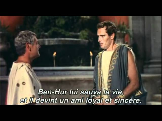 Ben-Hur ( bande annonce VOST )