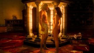 Ведьмак 3 секс Геральда и Йенифер №2