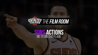 Big to Big DHO Flare || Suns Actions