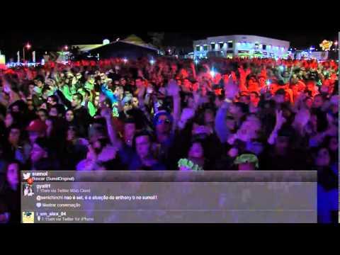 Anthony B Sumol Summer Fest 2014 (HD Full Concert) 29/06/2014