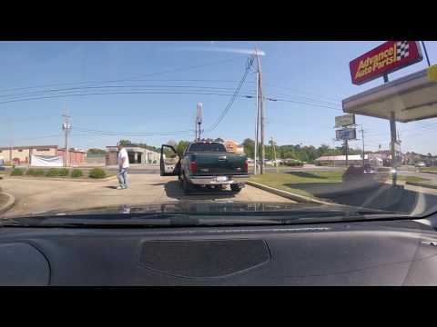Road Rage Confrontation(Public Freakout) Sonic Drive-In West Monroe Louisiana 4/8/17