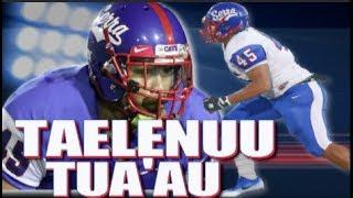 Taelenuu Tua'au ' 18 | Serra High (CA) OLB 6'0 230 LBS | Highlights