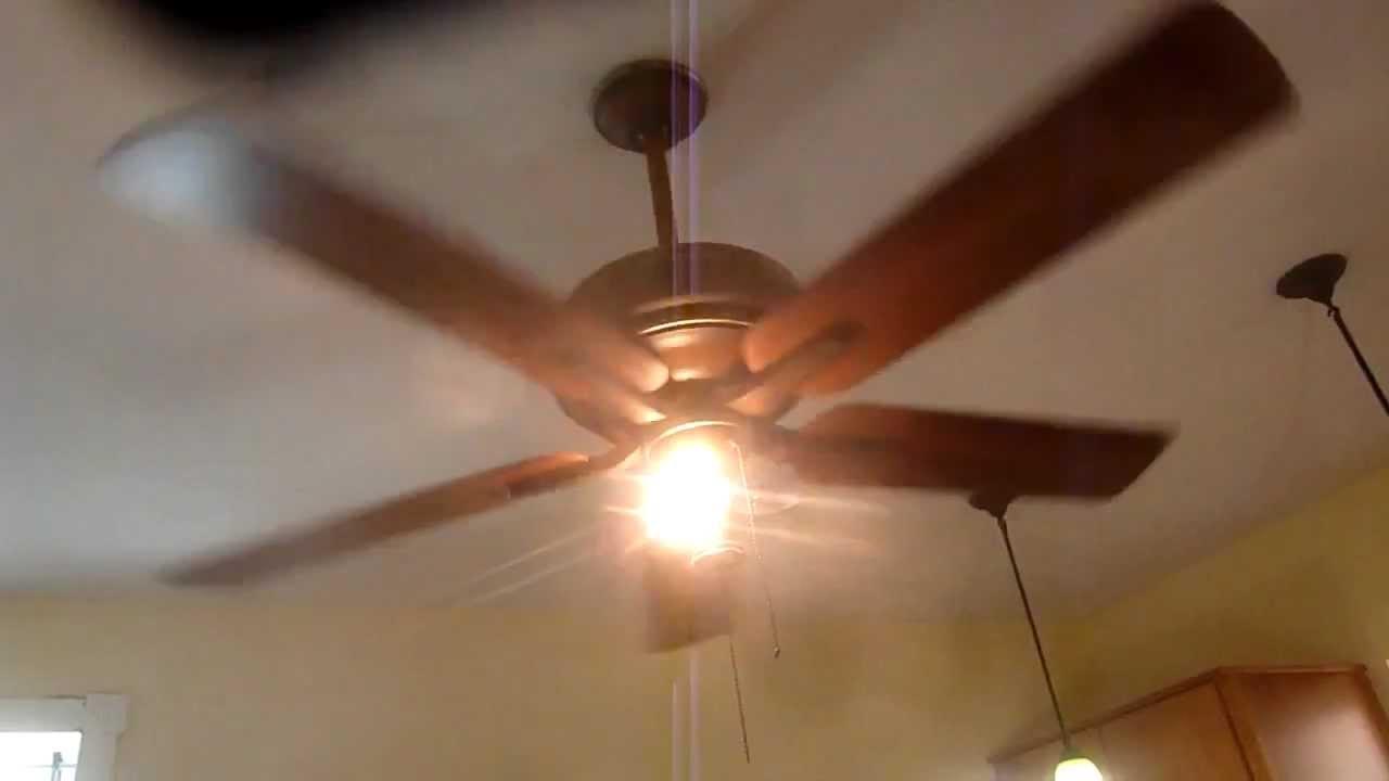 Bay Island Downrod Ceiling Fan