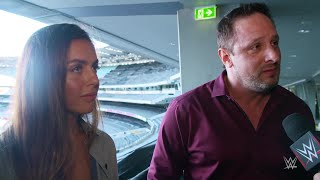 Billy Kidman reconnects with cancer survivor he met in 2002