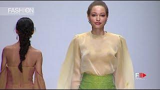 LANA MUELLER Spring Summer 2019 MBFW Berlin - Fashion Channel
