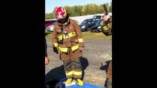 Équipement pompiers
