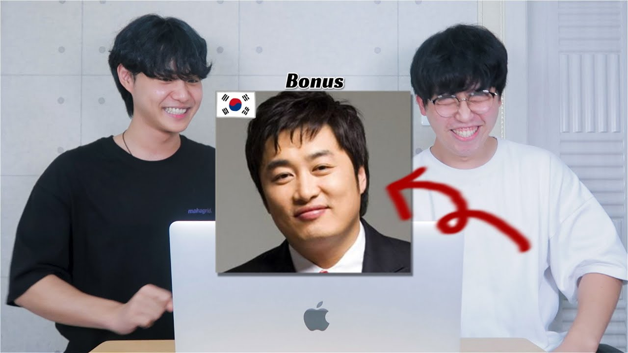【LEVEL1】韓国の芸能人とそっくりな日本の芸能人を当ててください。