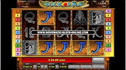 Book Of Ra Online €20.00 Bet - Big Win