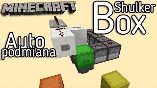 Minecraft :: Auto Shulker Box / Automatyczna podmiana Shulker Box