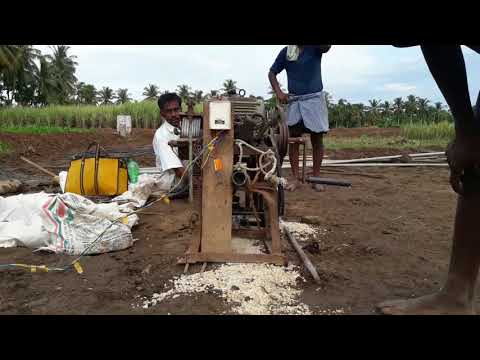 how toRemove salt formation in PVC pipes by using homemade machine.