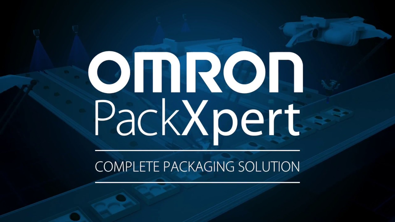 Omron PackXpert: complete packaging solution
