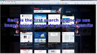 RedZ.com, revolutionary search engine, new search engines, best search engines, top search engines