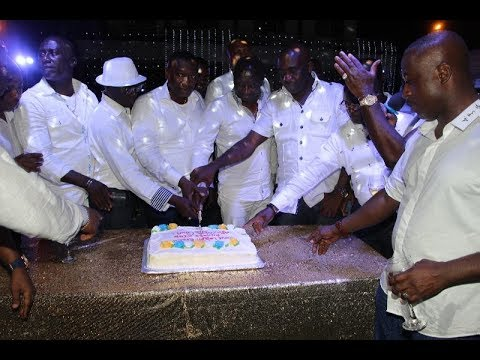 EAST LEGON EXECUTIVE FITNESS CLUB-April May,June B DAY PARTY-BY OFORI TV