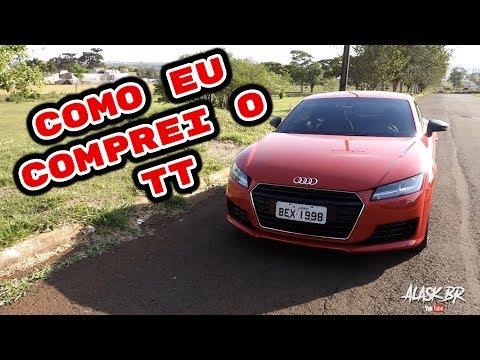 COMO COMPREI O MEU CARRO E  CUSTO PARA MANTER - AUDI TT